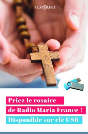 Rosaire sur clés USB